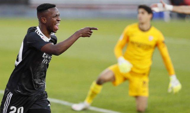 Liga : le Real Madrid se reprend en battant difficilement le Séville FC