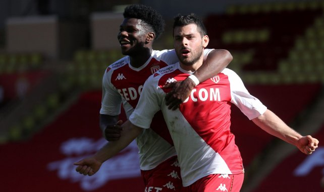 Ligue 1 : l'AS Monaco s'amuse à Bordeaux et conforte sa troisième place
