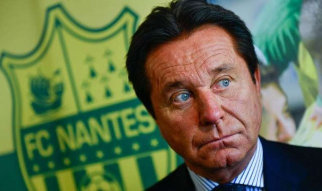4 mois de suspension pour le président Kita — FC Nantes