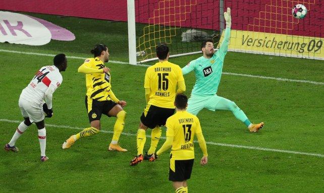 Lucien Favre limogé — Borussia Dortmund
