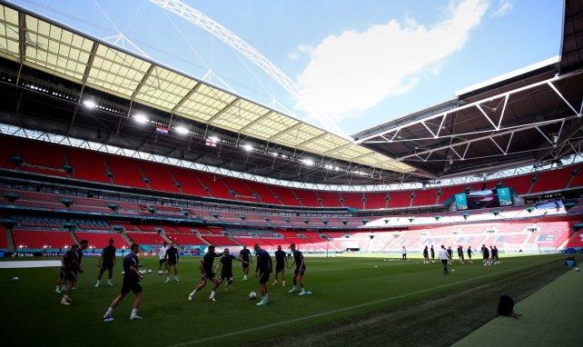 Euro 2020 : 45 000 spectateurs bientôt autorisés à Wembley