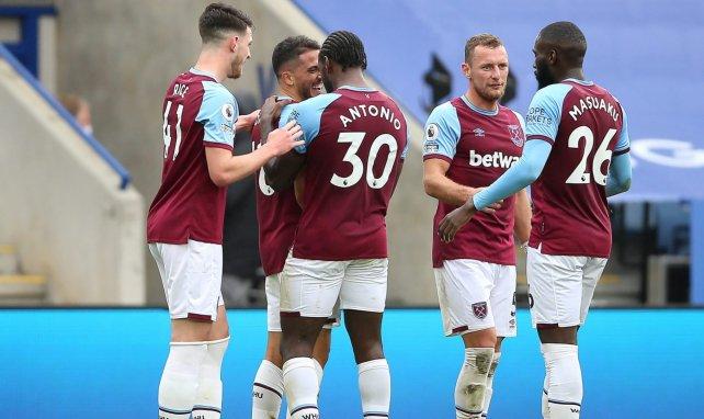 PL : West Ham surprend Everton