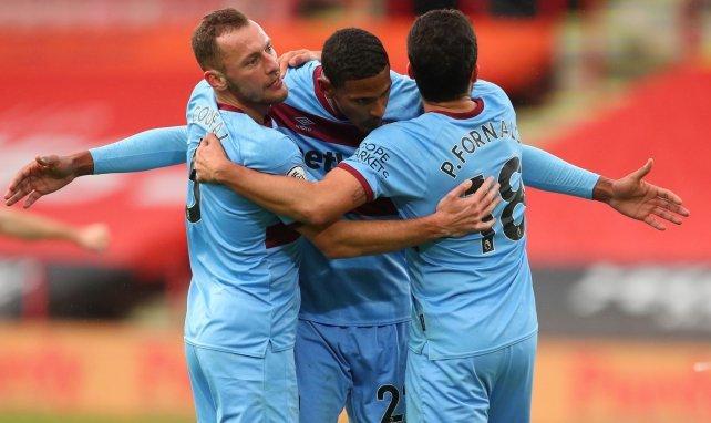 Premier League : Sébastien Haller et West Ham enfoncent Sheffield United