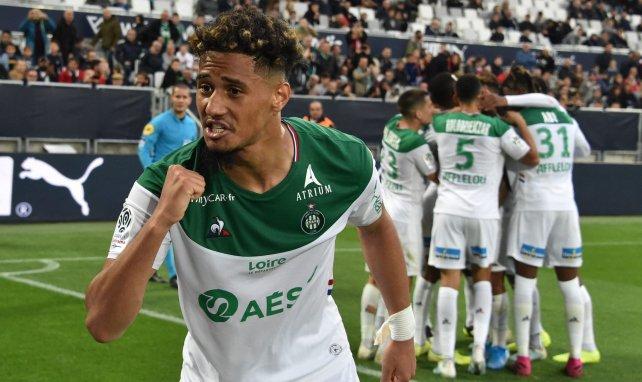 Mercato ASSE : St Etienne confirme pour Saliba (Arsenal)