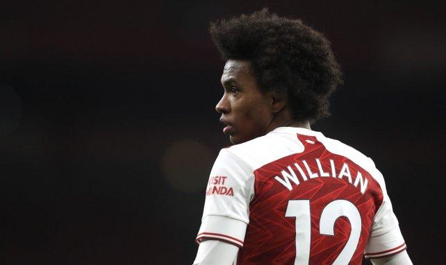 Arsenal : pas si simple de se séparer de Willian