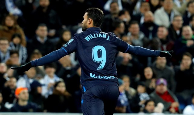 Willian José, le plan B de l'OM