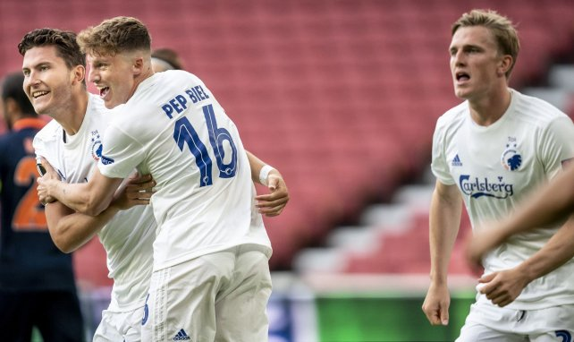 Europa League : Copenhague renverse Basaksehir, le Shakhtar flambe contre Wolfsburg