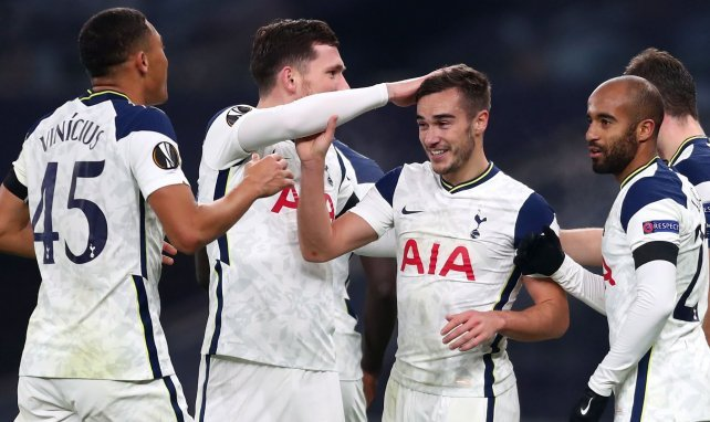Tottenham : l'incroyable but de 45 mètres de Winks en vidéo