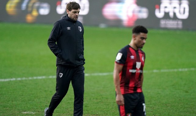 Jonathan Woodgate manager de Bournemouth