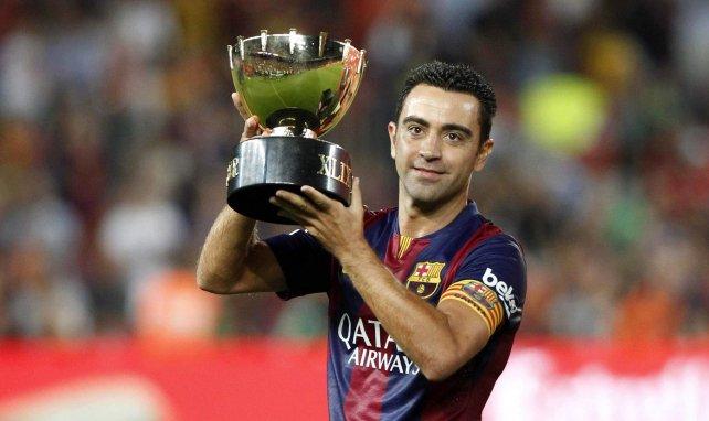 Xavi Hernandez mythe du FC Barcelone et bientôt sur le banc ?