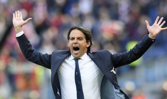 Simone Inzaghi est désormais lié à la Lazio jusqu'en 2023