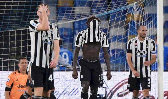 Serie A : la stat honteuse de la Juve