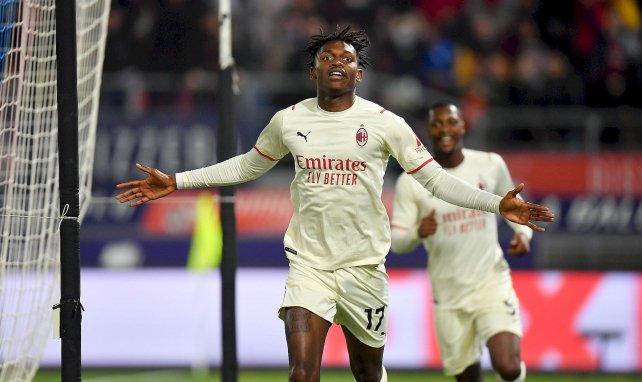 L'AC Milan veut blinder son phénomène Rafael Leão