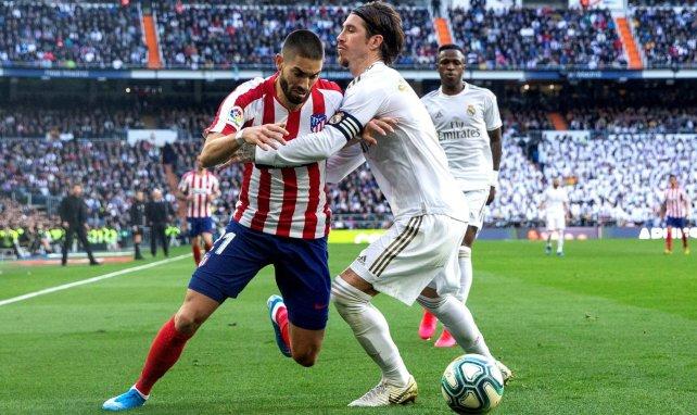 Atlético : Yannick Ferreira Carrasco évoque son avenir