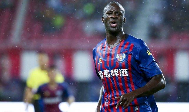 Yaya Touré rêve d'entraîner le FC Barcelone