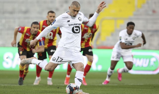 Déjà un doublé pour Yilmaz face à un RC Lens réduit à dix !