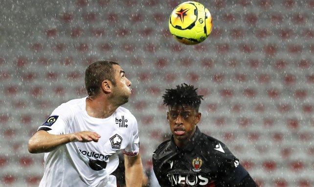 Ligue 1 : Nice et Lille dos à dos