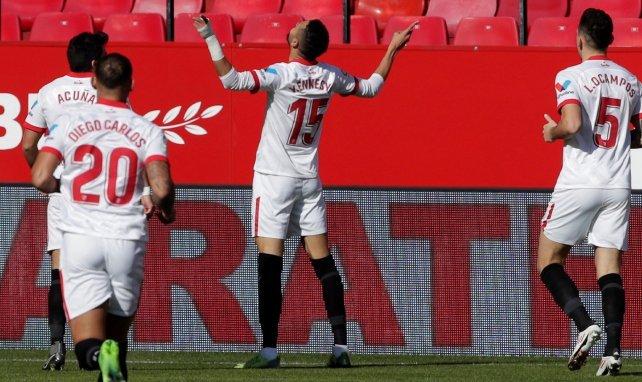 Youssef En-Nesyri en grande forme face à la Real Sociedad