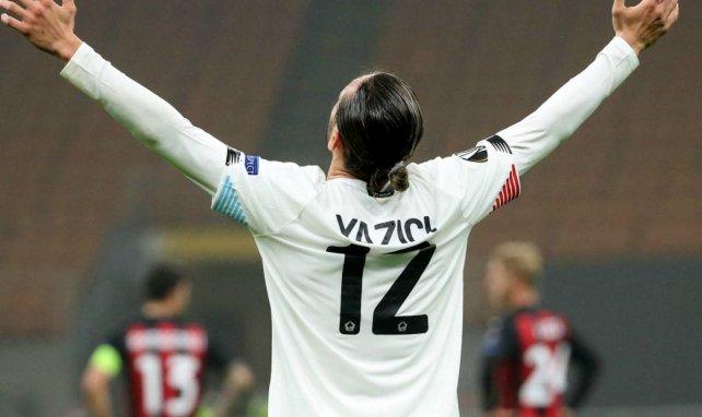 Yusuf Yazici a inscrit trois buts à Gianluigi Donnarumma lors de la victoire du LOSC à Milan