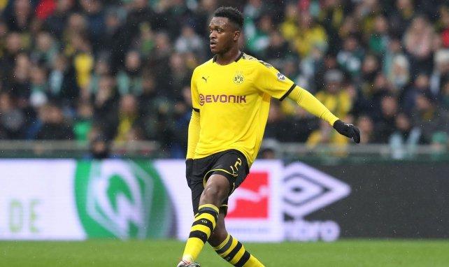 Dortmund : Dan-Axel Zagadou absent plusieurs semaines