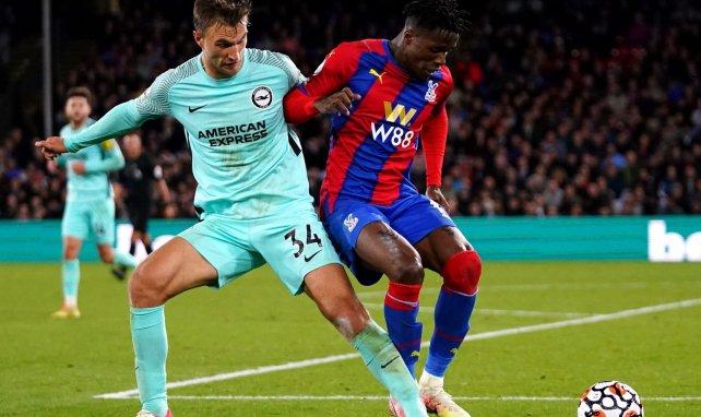 PL : le Brighton de Neal Maupay arrache le nul à Crystal Palace mais rate la première place