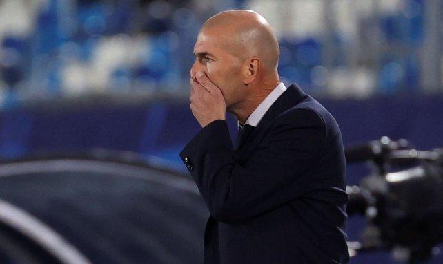 Real Madrid : ça chauffe pour Zinedine Zidane