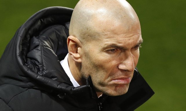 Real Madrid : Zinedine Zidane aurait pris sa décision