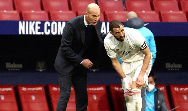 Real Madrid : Zinedine Zidane a averti ses joueurs de son départ