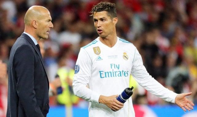 Vente OM : Mohamed Ayachi Ajroudi rêve déjà de Cristiano Ronaldo et Zinedine Zidane