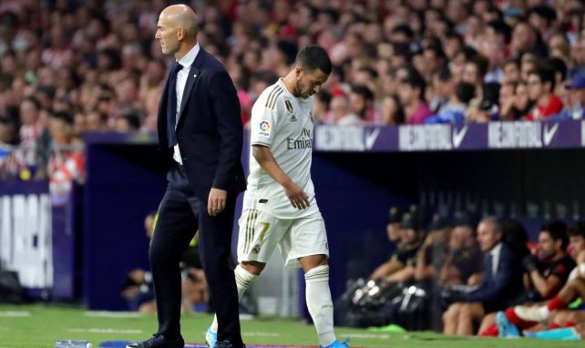 Real Madrid : Zinedine Zidane botte en touche pour son avenir