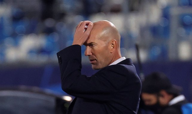 Getafe-Real Madrid : les compositions officielles