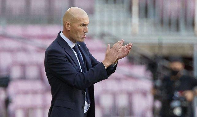 Real Madrid : Zinedine Zidane s'est (encore) sauvé