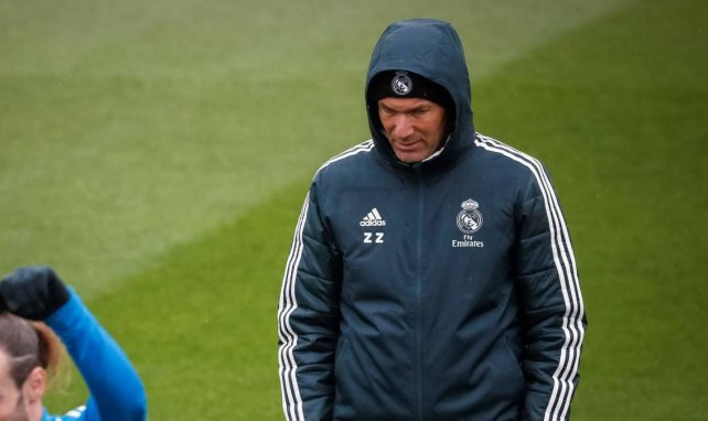 Real Madrid : Zinedine Zidane s'emporte après une question sur Gareth Bale