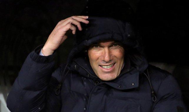 Real Madrid : Florentino Pérez veut garder Zinedine Zidane !