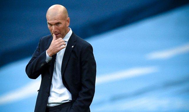 Real Madrid : la réaction de Zinédine Zidane après l'élimination
