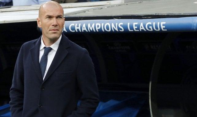 Real Madrid : Zidane n'accable pas Raphaël Varane