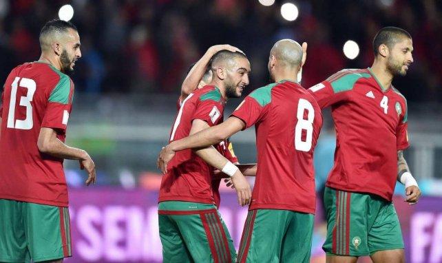 Hakim Ziyech aura été le grand artisan du succès marocain