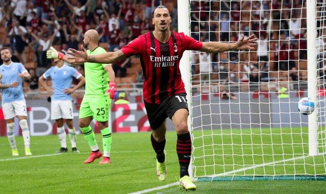 Ibrahimovic et Giroud de retour dans le groupe du Milan