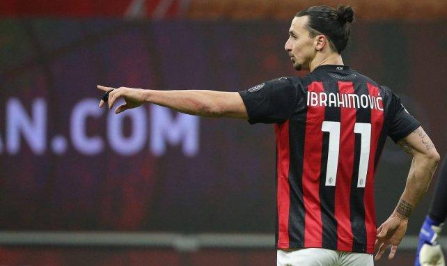 Zlatan s'est excusé après son expulsion face à l'Inter
