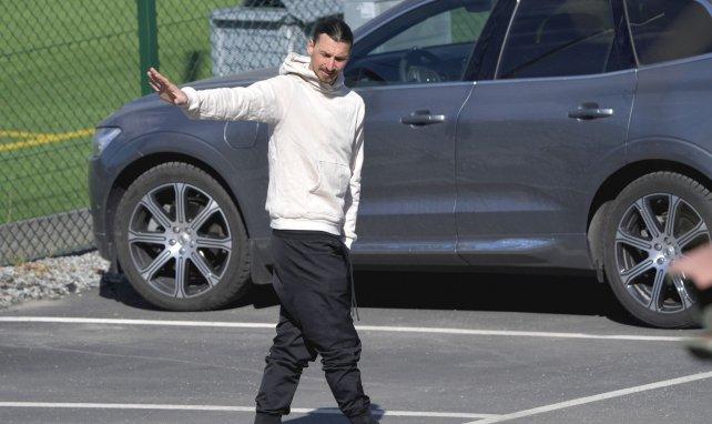 AC Milan : on craint la rupture du tendon d'Achille pour Zlatan Ibrahimovic !