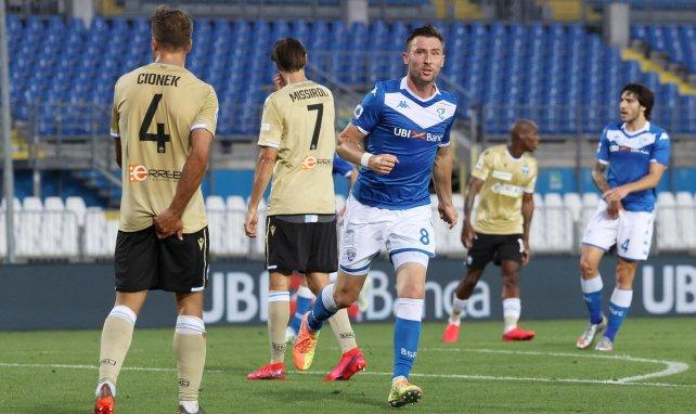 Jaromir Zmrhal a inscrit un doublé contre la SPAL