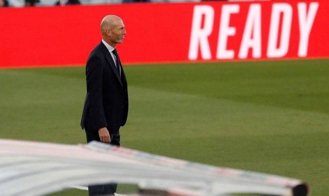 Real Madrid : la réaction à chaud de Zinedine Zidane après le nul face à Villarreal