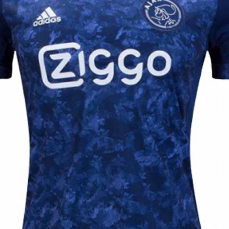 Maillot Ajax extérieur 2017/2018