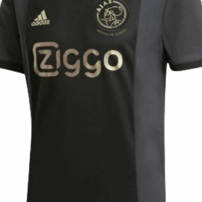 Maillot Ajax third 2020/2021