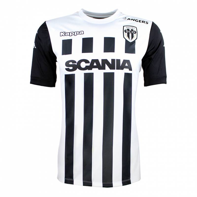 Maillot Angers domicile 2017/2018