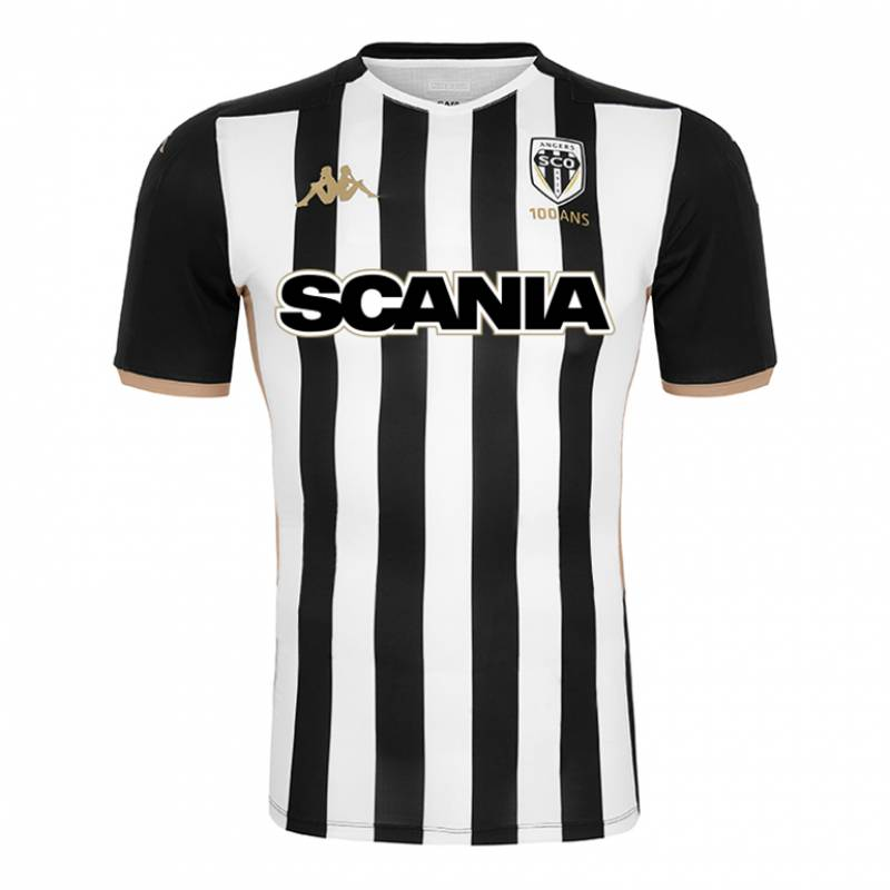 Maillot Angers domicile 2019/2020