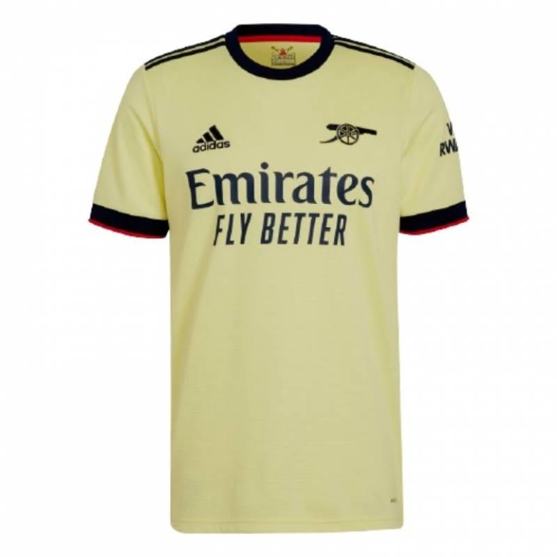 Maillot Arsenal extérieur 2021/2022