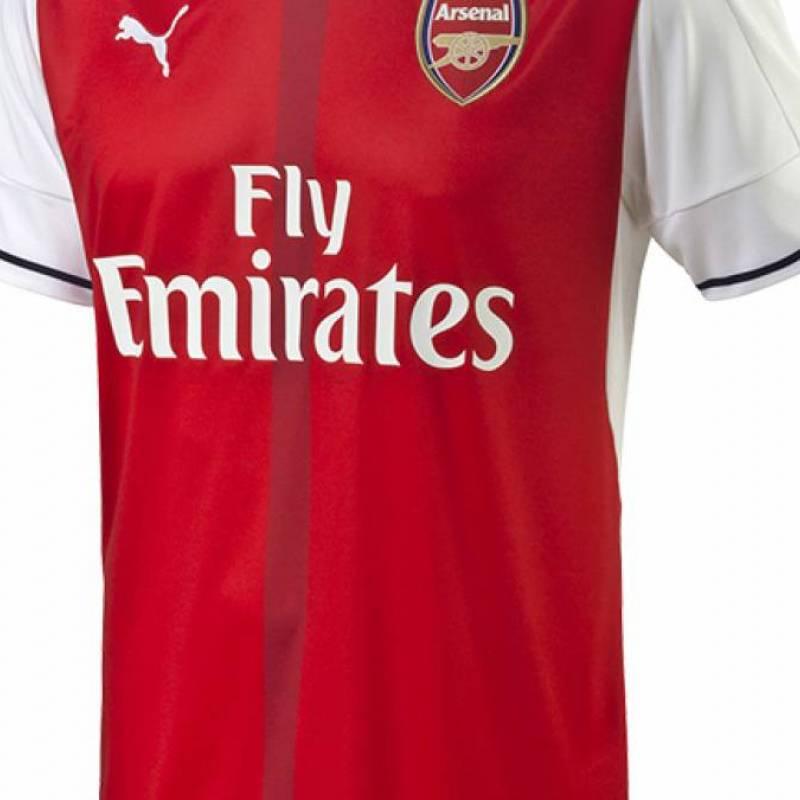 Maillot Arsenal FC domicile 2016/2017