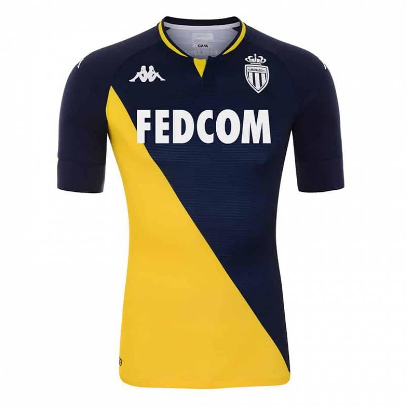 Maillot Monaco extérieur 2020/2021