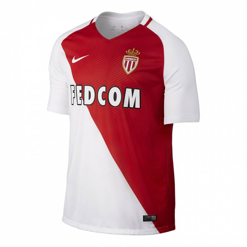 Maillot AS Monaco domicile 2016/2017